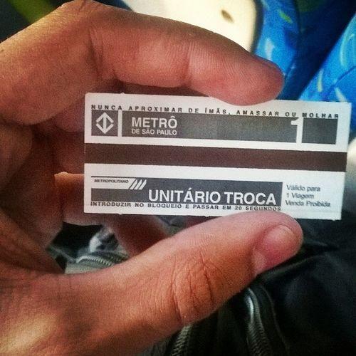Metro parado hoje. Pegue o seu passe, e de graça e vale uma viagem. Metro Linha1azul Sardinhaexpress Viatroleibus sp Hot Fudeo Parou Imaginenacopa