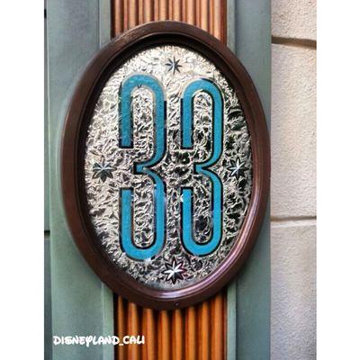 Club33! :) Disneyland Disneycalifornia Disneyland_cali NewOrleanssquare club33 disneylandresort @club33wonderland @club33 .I've been in there twice. Have you guys been in club33 ? :).