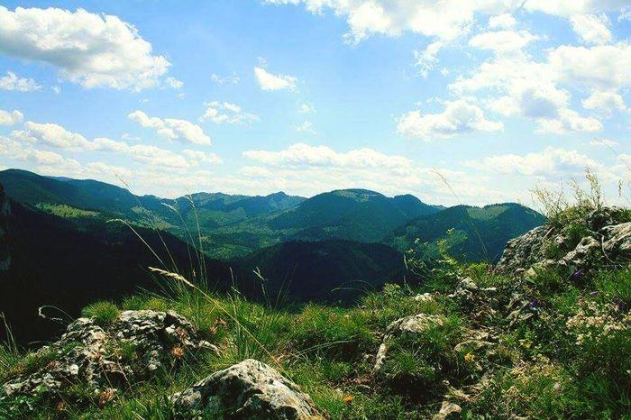Hello World Romania Romanian Lands Montain  Naturelovers