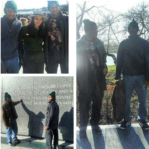 MLK Jr Memorial.....Pilau...TWINS