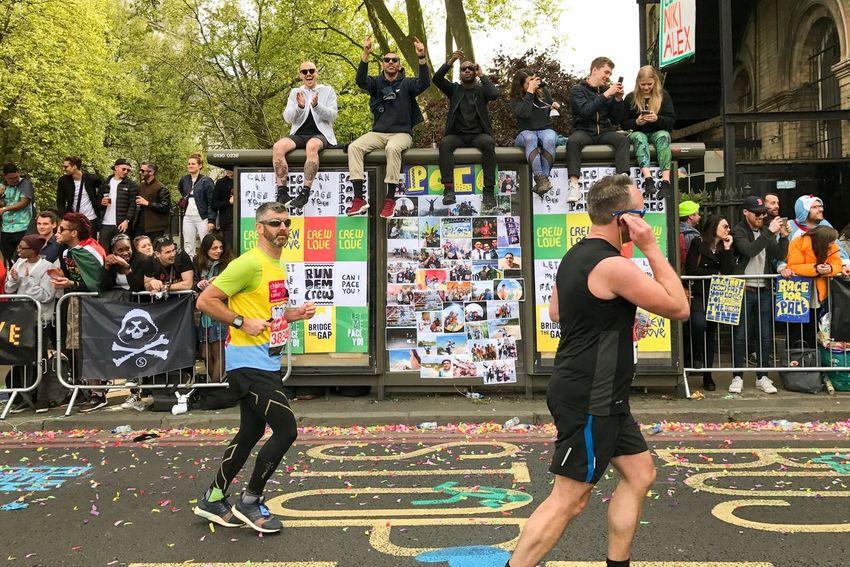 London Marathon 2017 Mobilephotography Runners London London Marathon 2017 London Marathon