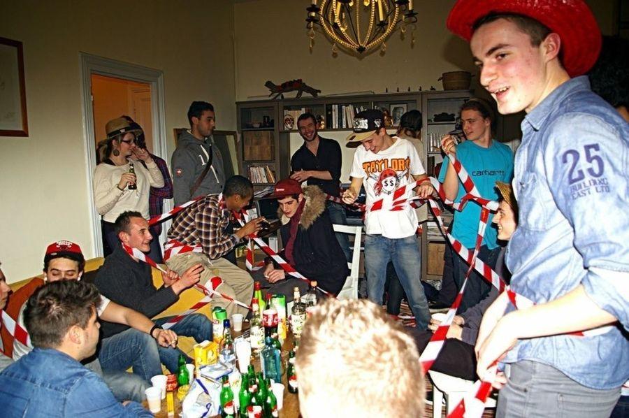 My Birthday Partying ! 20 Drinking Smoking