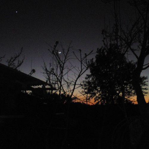 Sunset Mairang Winter Sky beautynature