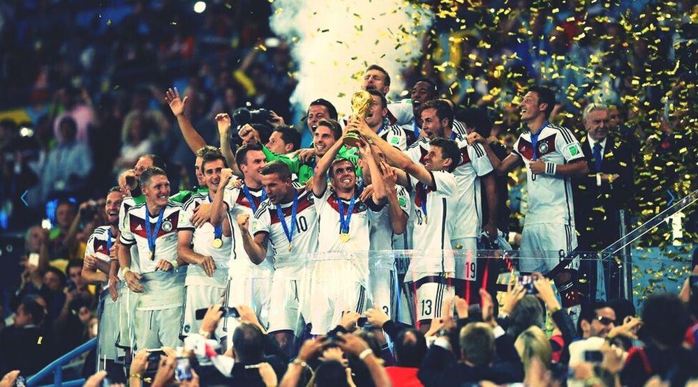 Wm Germany Worldcup Football