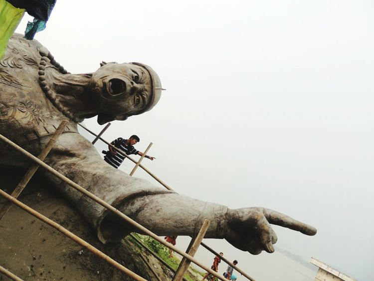EEA3 - Guwahati Statue Lachit Barphukan Son Of Assam