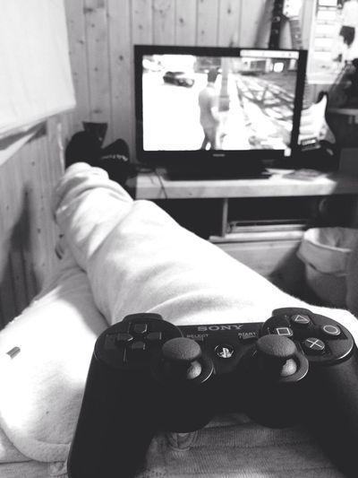 PS3 Time GTA V Chilling