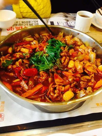 Hungry! 想吃肉?? So Sad... :(((