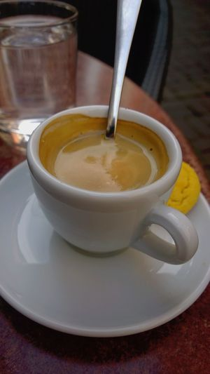 Espresso Coffee Relaxing Cafexperiment