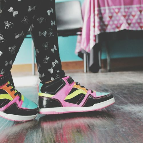 Colors Pink Shoes ♥ Photooftheday Photography Bright Colors Bright_and_bold