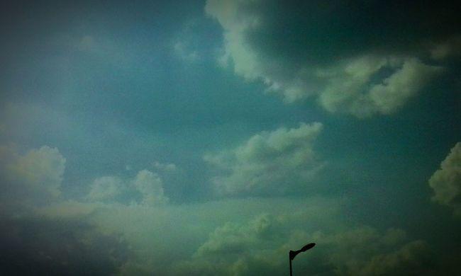 My Sky Sky_collection Enjoying Life Hello World City-sky GoodMorning⛅ Morning Sky Beutiful Day