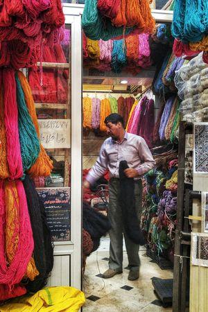 Colour Of Life Iran Zanjan Bazaar Mobail Photo LG G4
