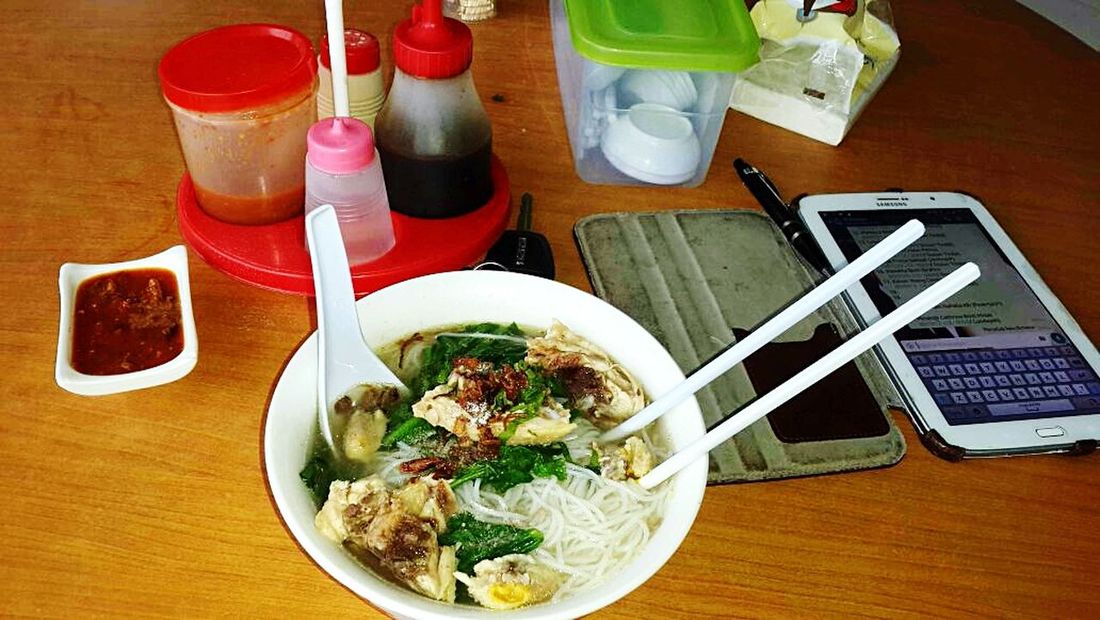 Street Food Worldwide Meehunsoup SabahanFoodie Original Photography Delicious ♡ Local Food Sabah Borneo Chinese Food Mix Dusun Cultural Food Tasty😋 Chickens Soup Foodphotography Foodporn Hahahaha 😂😂😂😂😂