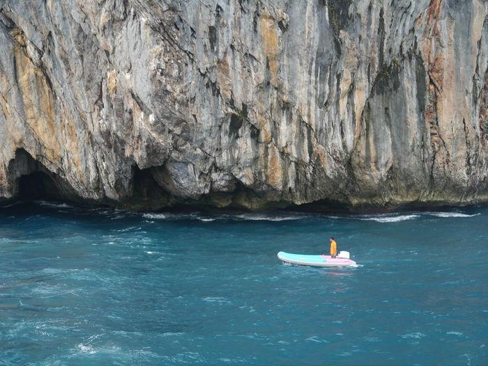 Andaman Andaman Islands Andaman Sea Boat Diving Limestone Limestone Islands Limestone Walls Limestonephotos Sea Thailand