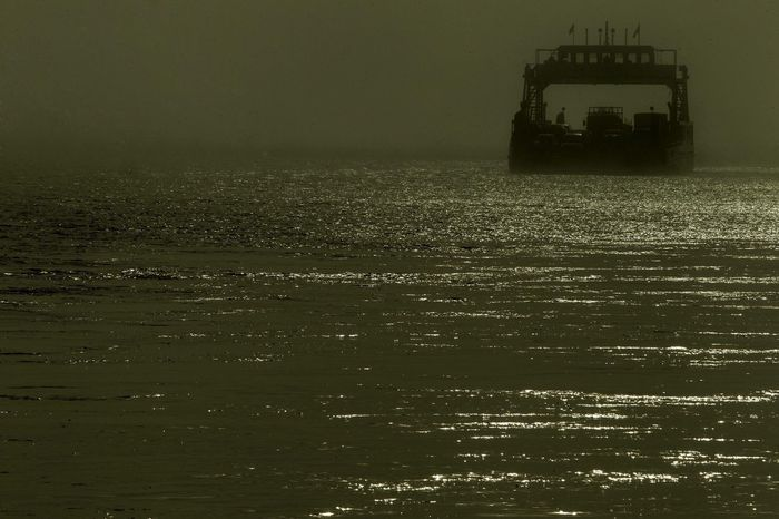 Water Nautical Vessel No People Industry Outdoors Day Oil Pump Ferryboat Ferry Crossing Ferry Boat Ferry Trip