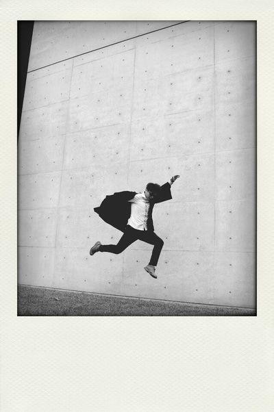 跳躍吧男孩
