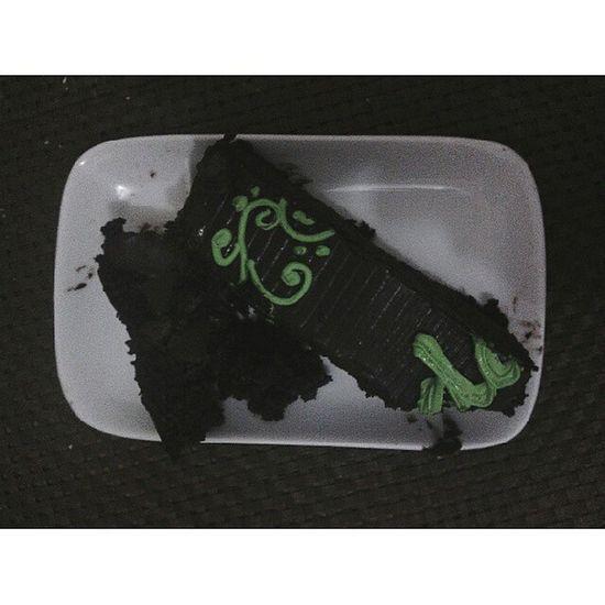 Oh yes imma eat you whole hahahaha! AllMine Chocolatefudge Ohmybigcake