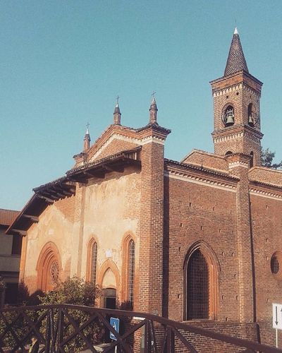 Ognissanti Sunday Milan Navigliogrande Sancristoforo