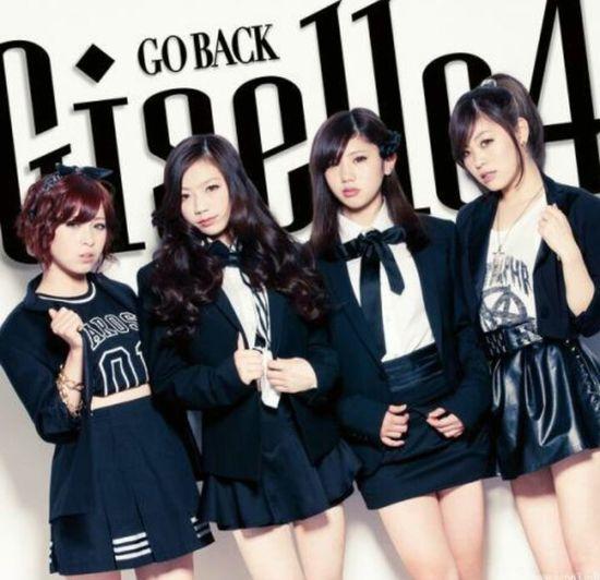 GO BACK大好きな曲Giselle4 G4 J-pop Jpop