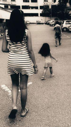 Motherhood Rear