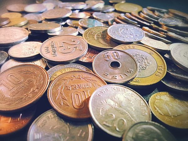Collections... EyeEmNewHere History Collections Money Coins Coins Collection Coin Currency Large Group Of Objects No People Close-up Indoors