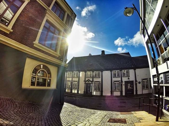 Stavanger Norway Norge Rogaland Architecture Outdoors Day Scandinavia City Norgefoto Worldplaces Photography Aroundtheworld Goprophotography Goprotravel Eyemphotography Travel Photography Travel Destinations Follow4follow Traveltheworld Old Buildings Lovetotravel Gopro Traveladdict