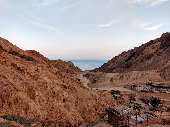 Dahab city/