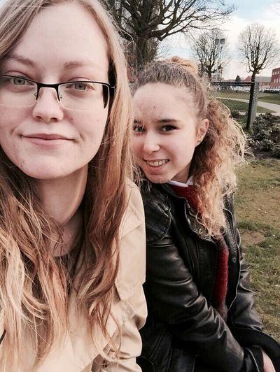 Best friends till the end Hi! Enjoying Life Friendship