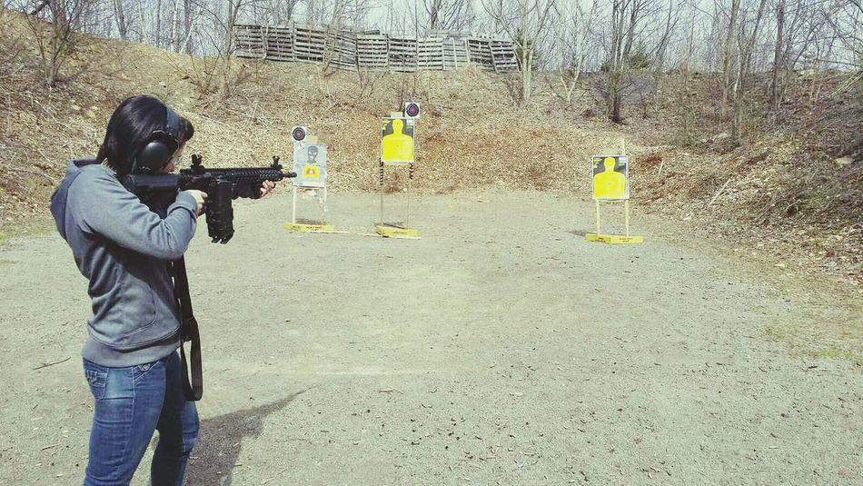 Ar15 Gun Range Gun