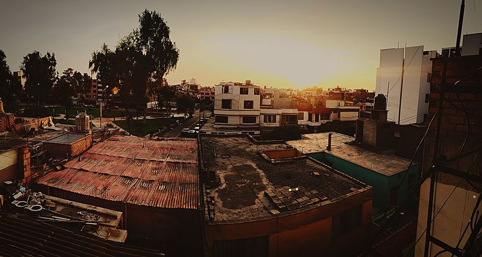 Architecture Built Structure Sunset Panoramic Photography