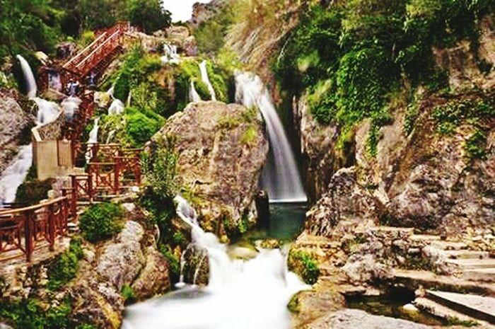 Waterfalls 43 Golden Moments Cataratas Waterfall_collection EyeEm Gallery Eye EyeEm Nature Lover Waterfall Catarata Puentes Puente EyeEm Best Shots Waterfall #water #landscape #nature #beautiful
