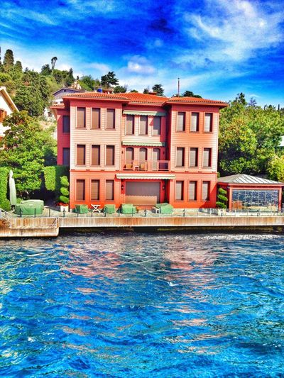 Hello World Istanbul Bogazturu