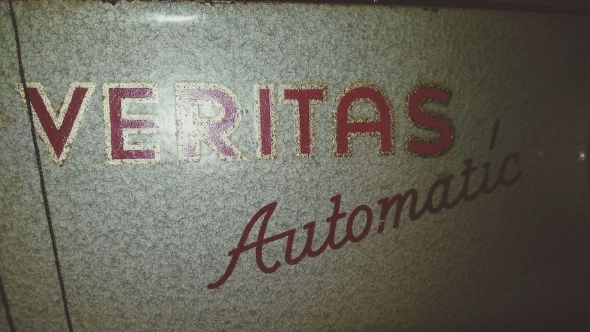 Veritas EyeEm Selects Text Western Script Communication Textured  No People Close-up Indoors