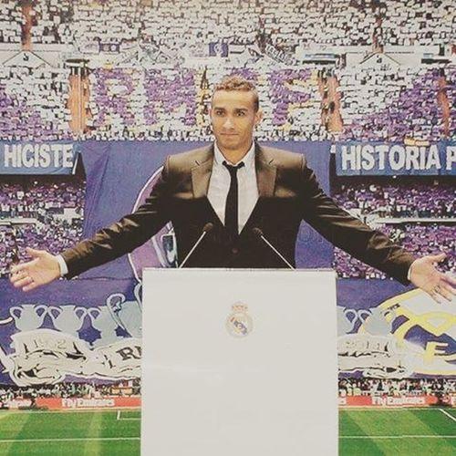 Welcometorealmadrid Welcomedanilo Danilo Danilo23 Halamadrid HalaMadridYNadamas Madridismo Madridista Realmadrid Real Madrid SPAIN Liga Football Soccer Future Bernabéu