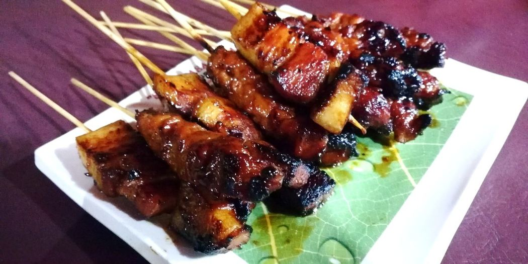 Pork Satay or