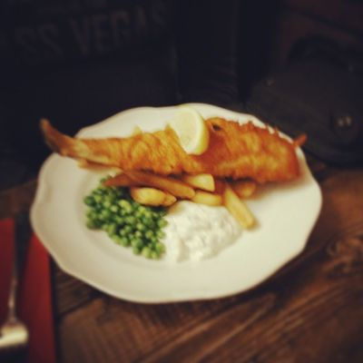 Fish & Chips Ilgirodelmondoin80cibi