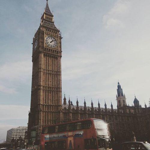 Thought I should go say hi the biggest Ben I know! London Bigben