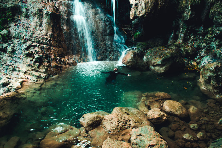 Happiness Happy Holiday Nature Swimming Tranquility Traveling Vacations Adventure Beauty Beauty In Nature First Eyeem Photo Outdoors People Scenics Swimming Pool Tranquil Scene Water This Is Masculinity