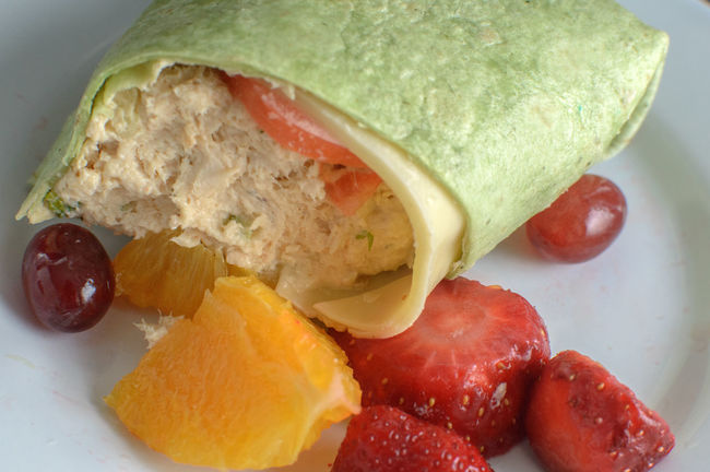 Chicken Salad in a Spinach Wrap Food Food And Drink Food Photograph Food Photography Food Photography Photo Food Photography Photos Freshness Fruit Healthy Eating Lunch Lunch Time! Lunchtime Plate Ready-to-eat Sandwich Sandwich Time Sandwiches Sandwichphoto Serving Size SLICE
