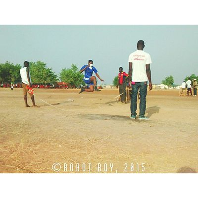 "Making the highest Jump photo: Enoch ""Robot Boy"" Appiah Jr. (©2015) This jump here made the new record. AndroidPhotography Sports Nofilter Ghana360 Ghana tamale"
