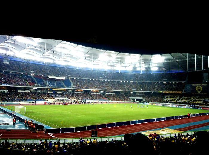 Malaysia v Thailand. You already Done your best! Kau Menang di hati kami. Harimaumalaya AFFSuzuki2014
