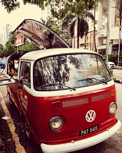 classic Classic Cars Classic Van Land Vehicle Car Close-up Vintage Car