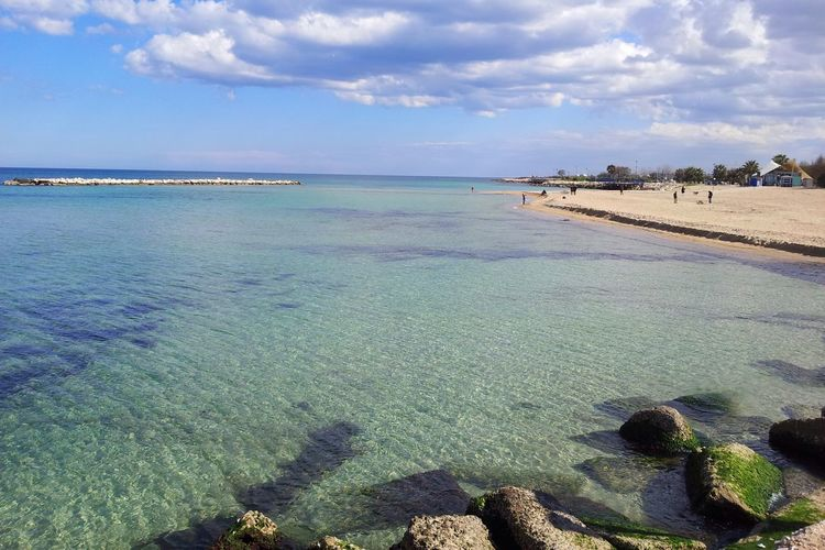 Sea Bari Beachlovers Italy Verdemare