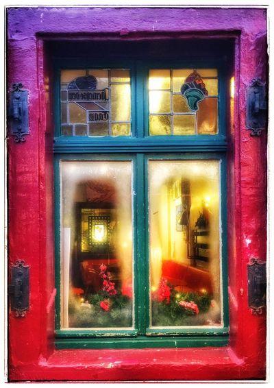 Weihnachten Fenster Winter Advent Rüdesheim Window Architecture Built Structure No People Door Building Exterior Day Outdoors Close-up Flower