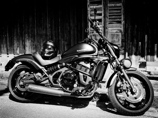 Kawasaki Vulcan S Motorcycle Photography Men Emotion
