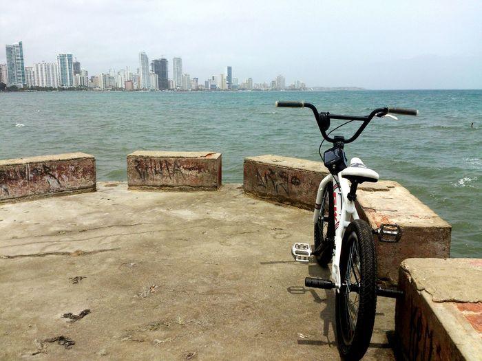 Cartagena Bmxlife Bmx Bikes Bocagrande Check This Out sea, sun & my bike