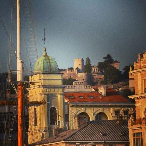 Rijeka Trsat Castle Croatia igtravelthursday vscocam travelblogger
