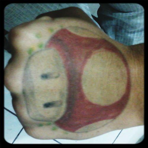 1up Nintendo 64 Super Mario Tattoo my second tattoo