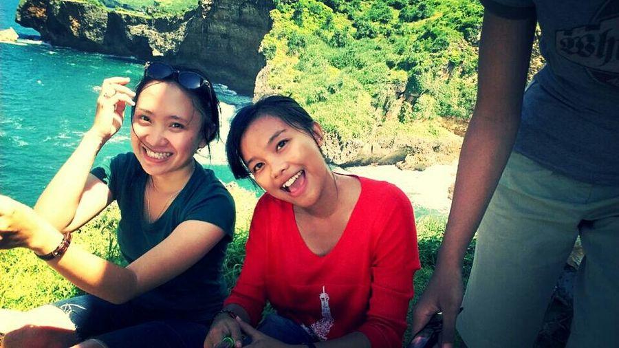 Gunungkidul Ngendenbeach Yogyakarta INDONESIA Asiangirl Travelphotography Picnic Picnic Time ♡