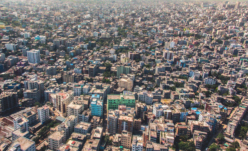 Pollution Life Urban Clumsy  Survival Population Populated City Din And Bustle Aerial Aerial View Architecture City Cityscape Day Dhaka Downtown Flying High No People Outdoors Travel Destinations Breathing Space Perspectives On Nature Adventures In The City The Still Life Photographer - 2018 EyeEm Awards