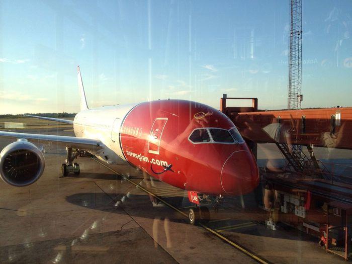 Just Landed Stockholm-arlanda Airport (arn) Enjoying Life Weekend Getaway Yay!